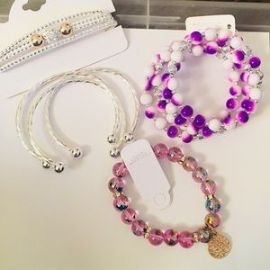 Jewelry - Set Of Bracelets #B1000